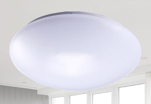 LED吸顶圆形现代简约客厅灯
