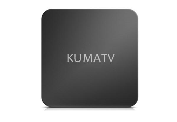 KUMATV四核版机顶盒